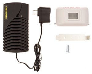 The DA50L-A is the perfect entrance alert kit for your home or business